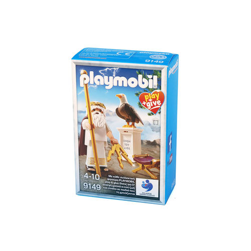 Playmobil 9149 Zeus Play and give ¡Exclusivo!