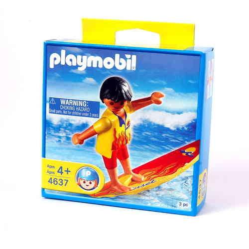 Playmobil Special 4637 surfista version americana ¡Exclusivo!