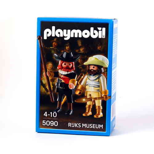 Playmobil 5090 Guardia de la Noche ¡Exclusivo!