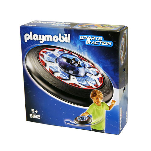 Playmobil 6182 disco volador con alien