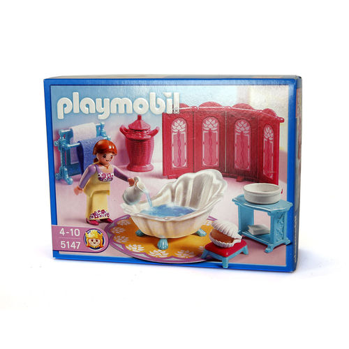 Playmobil 5147 baño real de princesas