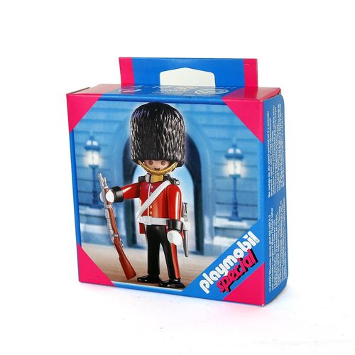 Playmobil 4577 special guardia real ingles ¡Descatalogado!