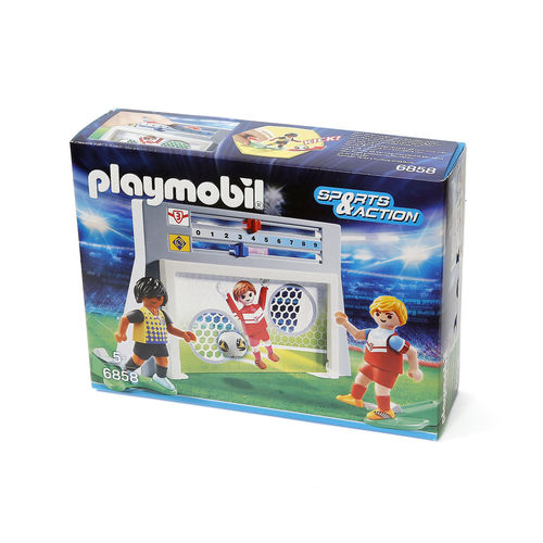 Playmobil 6858 Sports & Action Dispara a la portería ¡Nuevo!