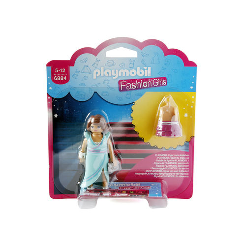 Playmobil 6884 Fashion Girl-Gala ¡Nuevo!