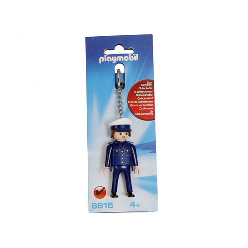 Playmobil 6615 Llavero de Policia ¡City action!