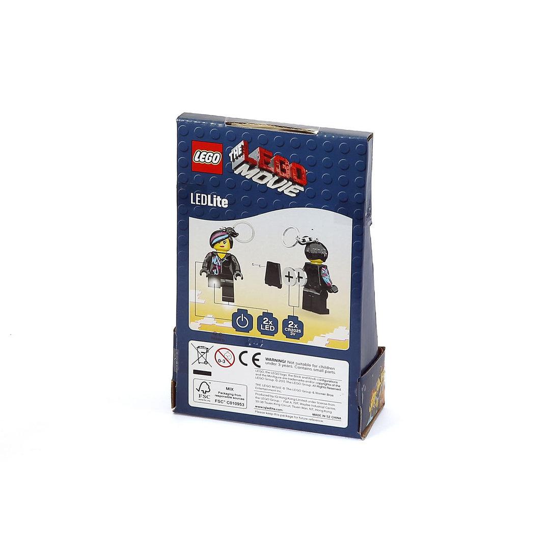 Llavero mini linterna Lego Movie - Wild Style ¡Oferta!