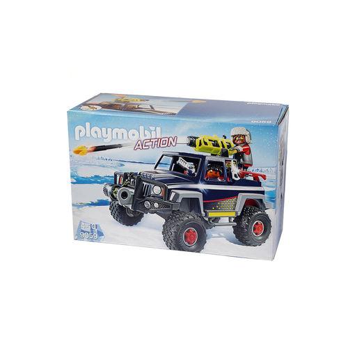 Playmobil 9059 Todoterreno de los piratas del hielo ¡NUEVO!