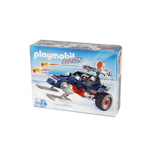 Playmobil 9058 Racer de los piratas del hielo ¡NUEVO!