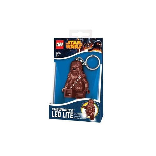 Llavero mini linterna Lego Star Wars - Chewbacca ¡Oferta!