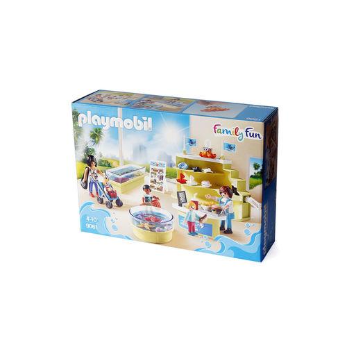 Playmobil 9061 Tienda del acuario ¡Nuevo!