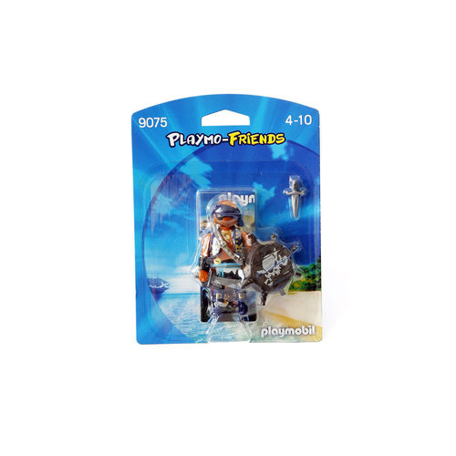 Playmobil 9075 Playmo-friends Pirata ¡Nuevo!
