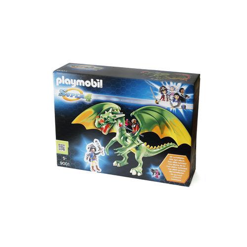 Playmobil 9001 Dragón de Kingsland con Alex ¡Nuevo!