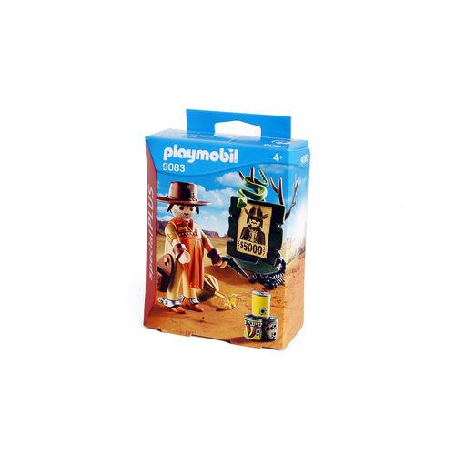 Playmobil 9083 Special Plus Bandido del Oeste ¡Nuevo!