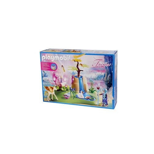 Playmobil 9135 Flor de las hadas bebé ¡Nuevo!