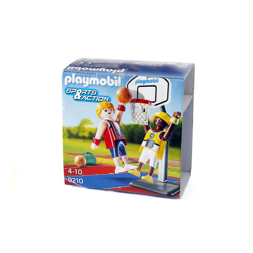 Playmobil 9210 Duelo de baloncesto ¡Nuevo!