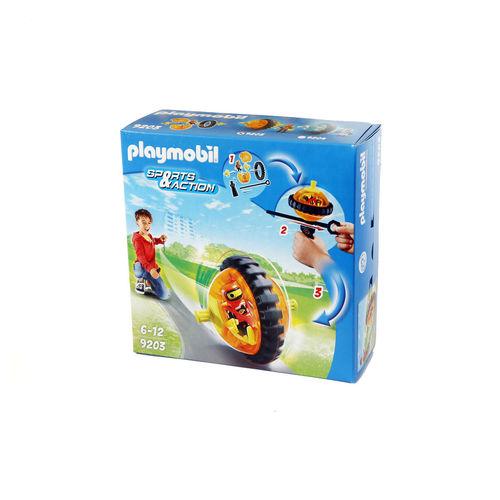 Playmobil 9203 Speed roller naranja ¡Nuevo!