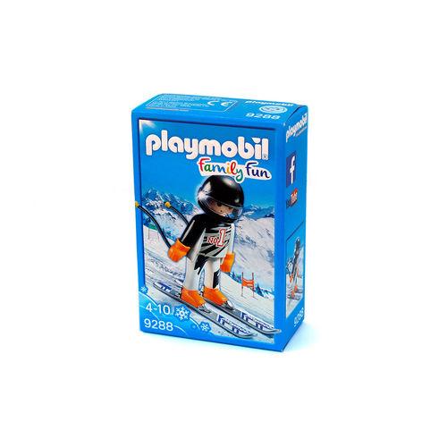 Playmobil 9288 Corredor de esqui ¡Nuevo!