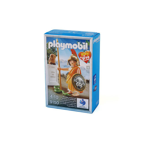 Playmobil 9150 Atenea Play and give ¡Exclusivo!