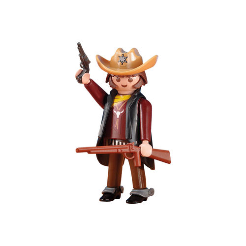 Playmobil 6277 Sheriff del oeste ¡DS!