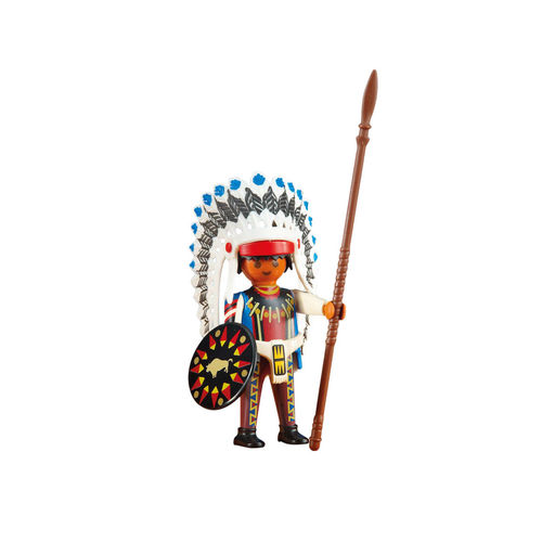 Playmobil 6271 Jefe indio ¡DS!
