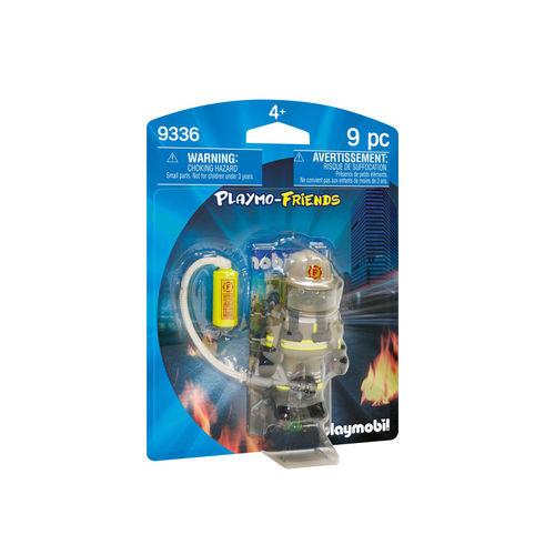 Playmobil 9336 Playmo-friends Bombero ¡Nuevo!