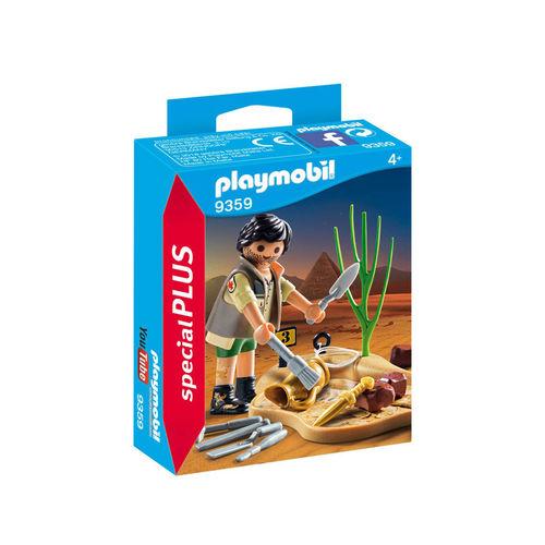 Playmobil 9359 Special Plus Excavación arqueológica ¡Nuevo!