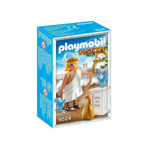 Playmobil 9524 Dios Griego Hermes ¡Exclusivo!