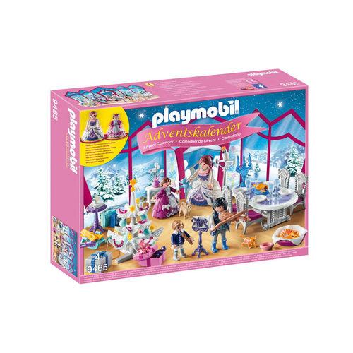 Playmobil 9485 Baile de navidad en el salón de cristal ¡Navidad!
