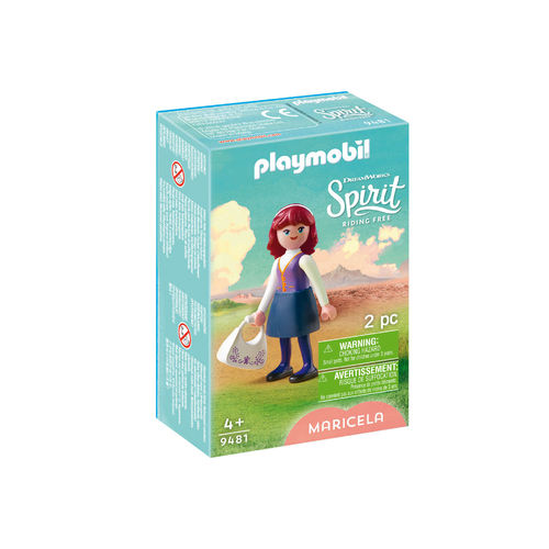 Playmobil 9481 Maricela ¡Spirit!
