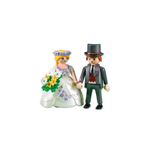 Playmobil pareja de novios para boda ¡City life!