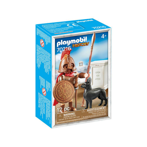 Playmobil 70216 Dios Griego Ares ¡Exclusivo!