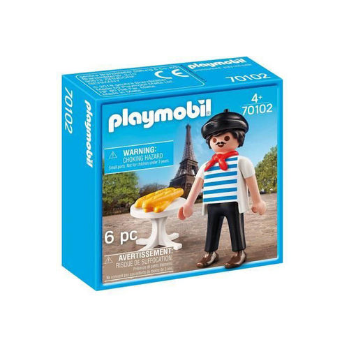 Playmobil 70102 El Francés ¡Exclusiva!