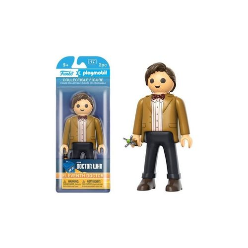 Funko Playmobil Doctor Who ¡BBC!